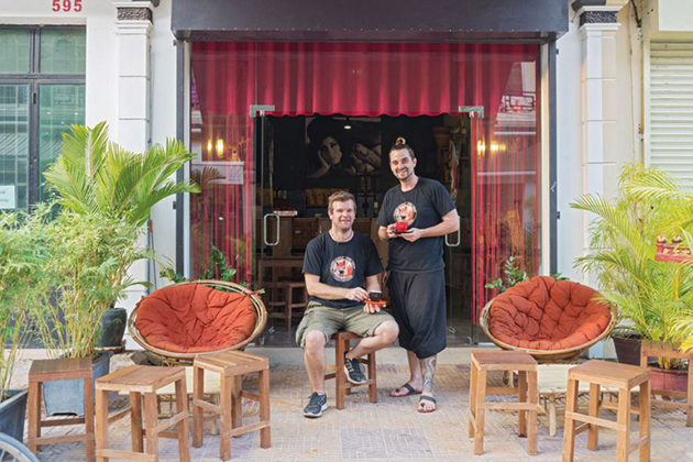 The 10 Best Places for Coffee in Siem Reap