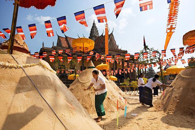 Cambodia Festivals