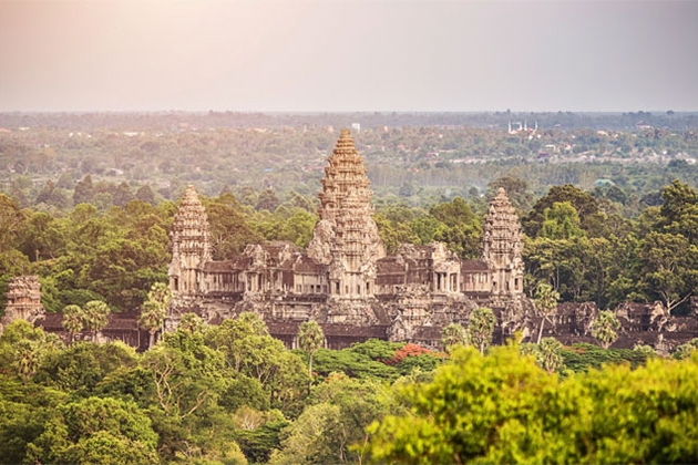 UNESCO World Heritages in Cambodia