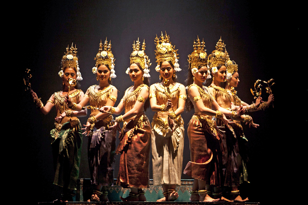 Cambodian Royal Theater