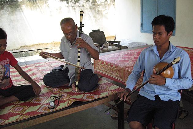 Chapei Dang Veng - Cambodia Intangible World Heritage