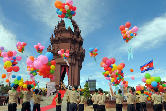 Genocide - Cambodia Victory Day