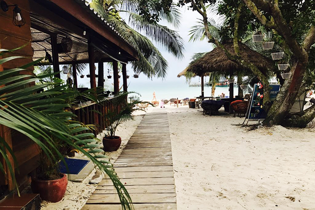 Nice Beach Bungalow Koh Rong