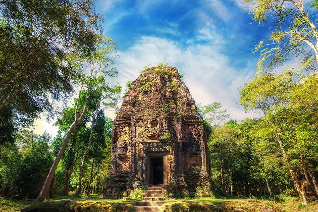 Sambor Prei Kuk World Heritage 2017