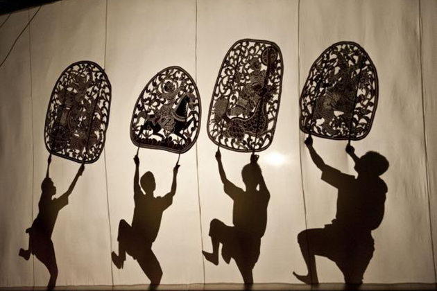 The Ancient Art of Cambodia Shadow Puppetry