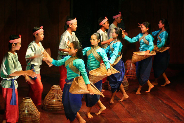 folk dance cambodian traditional art forms