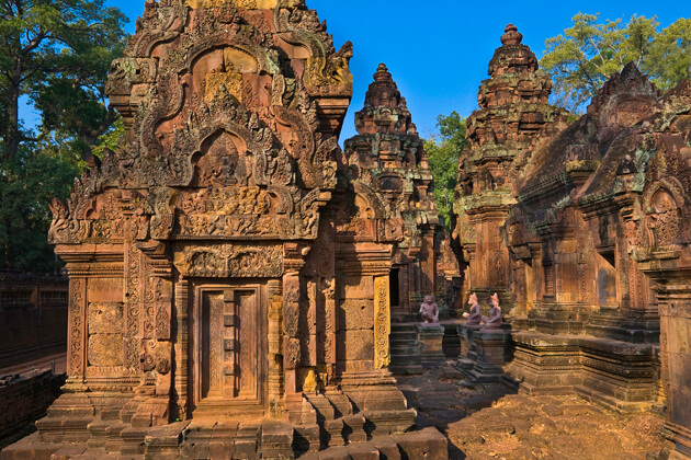 Banteay Srei, Cambodia Packages
