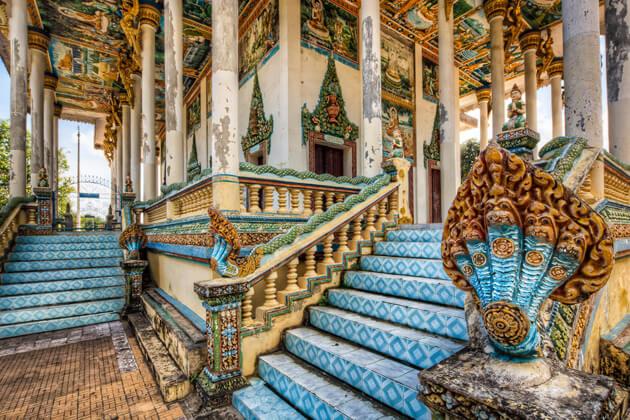 Ek Phnom, Camboda tours days trip