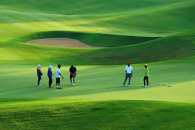Golf Courses and Clubs in Cambodia