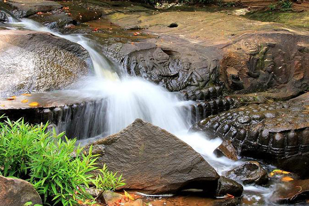 Explore Kulen Mountain in Cambodia