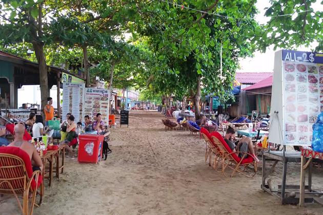 Koh Rong Samloem Cambodia Villages cambodia tours