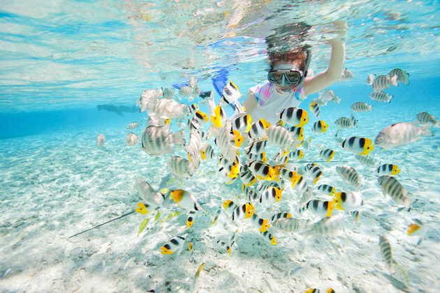 Things to do & see on Koh Rong Samloem Cambodia tours