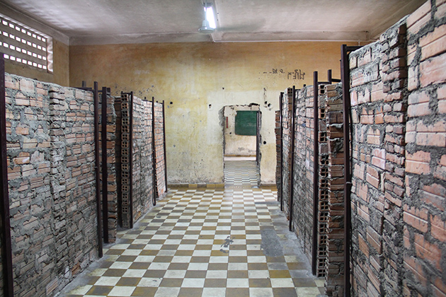Toul Sleng Genocide Cambodia Museum