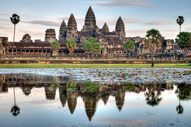 Angkor Wat – The Wonder of Peace, Secret & Power - Cambodia