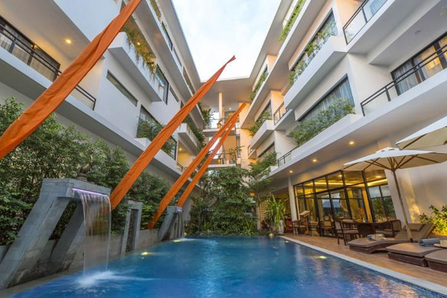 Chronivada Residence siem reap hotels and resorts