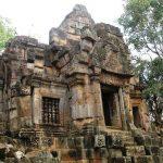 Ek Phnom Temples, Cambodia Vacations