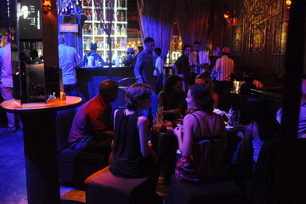 Mezze Lounge & Nightclub bars in siem reap