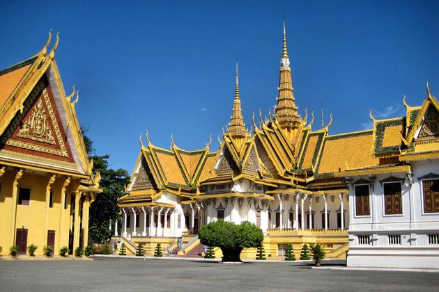 Royal Palace, Cambodia Tours