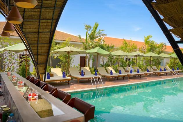Sabara Angkor Resort and spa siem reap hotels and resorts
