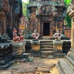 Ta Prohm Temple cambodia tours