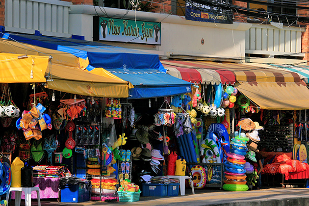 Top 10 Shopping Centers in Siem Reap