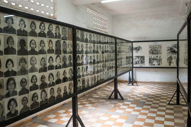 Tuol Sleng Genocide Museum, Cambodia Tours