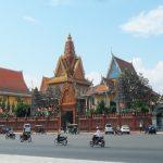Wat Ounalom cambodia tours
