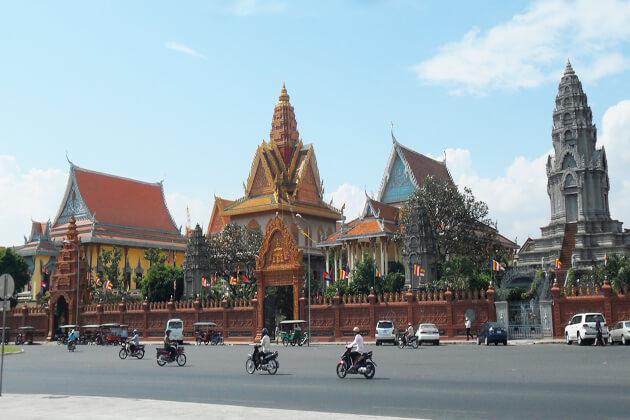 Wat Ounalom, Cambodia trips