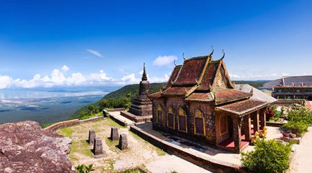 Bokor Plateau – the Mysterious Land of Cambodia
