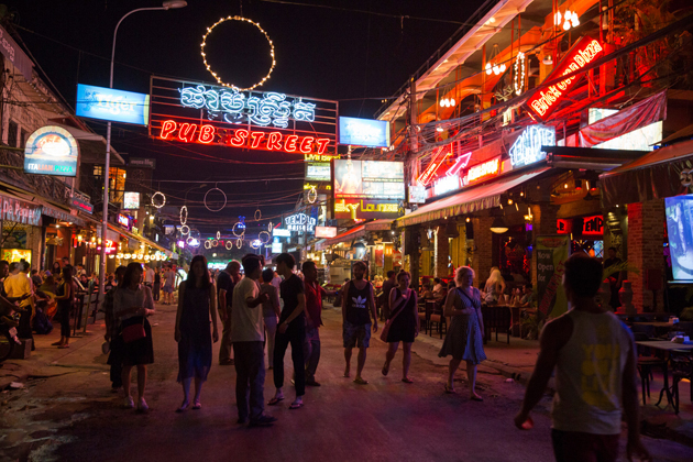 pub street siem reap bars