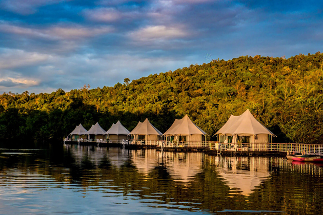 4 Rivers Floating Lodge, Honeymoon Tours in Cambodia