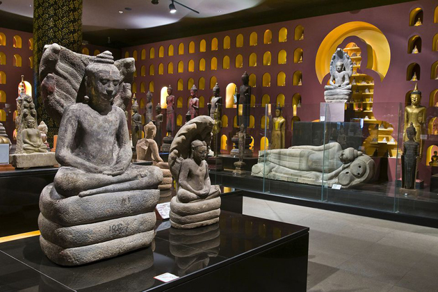 Best Things to Do & See at Angkor National Museum