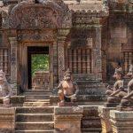 Banteay Srei, Tour to Cambodia