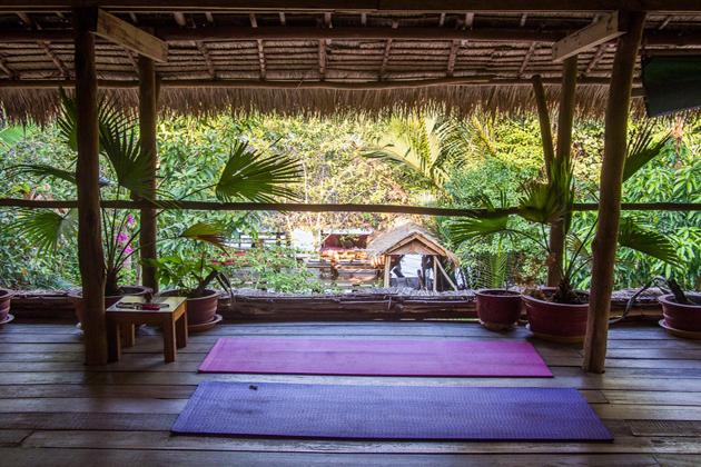 Banteay Srey Spa kampot province in Cambodia