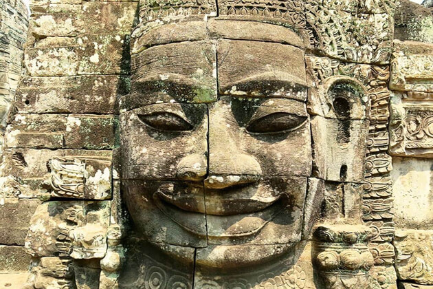 Bayon Temple, ambodia Vacations