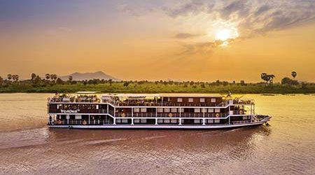 Cambodia Mekong River Cruise Tour – 9 Days
