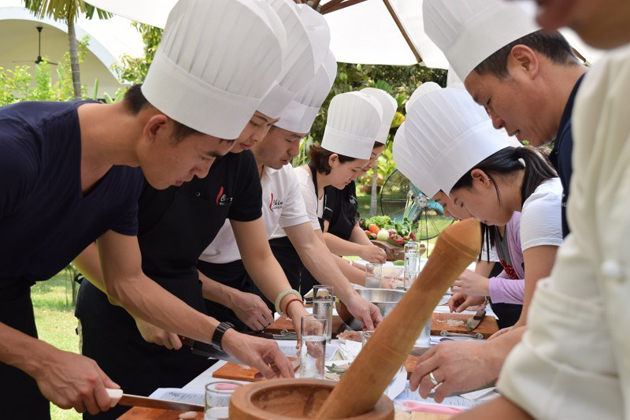 Khmer Cookery Class in sihanoukville
