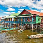 Kompong Phluk floating village, Tour in Cambodia