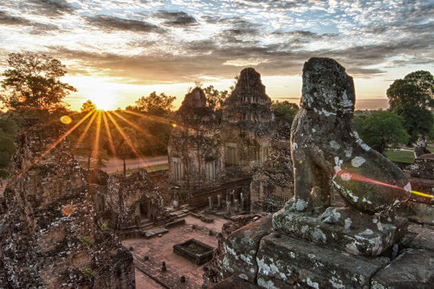 Siem Reap – Angkor Visit & Mountain Hiking Tour – 5 Days