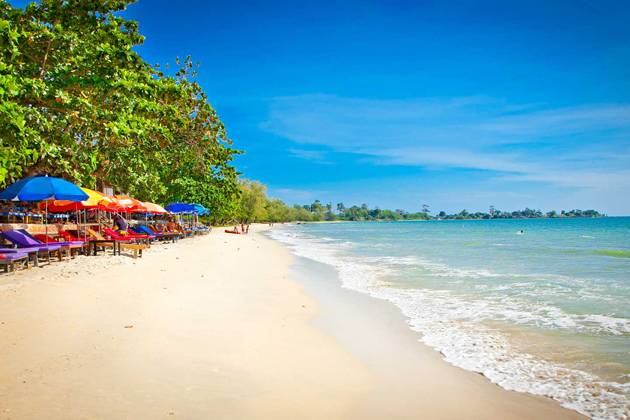 Sihanoukville reflect personality of beach love