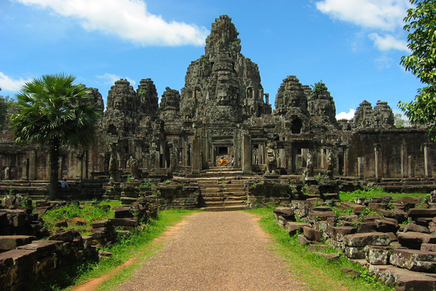 bayon temple attractions