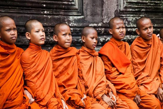 buddhism in cambodia