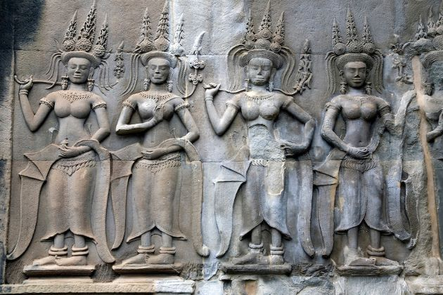 cambodia dances history