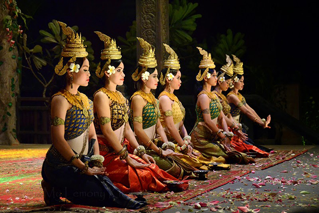 Cambodian Traditional Dances | History & Features