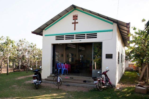 christianity of cambodia religion