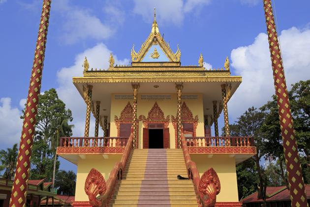 wat leu temple Sihanoukville