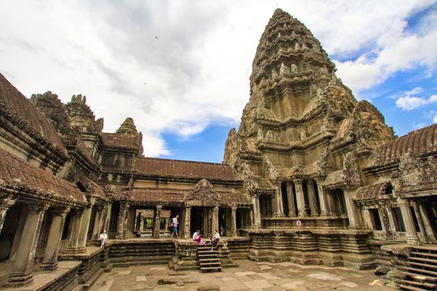 Angkor Wat offseason