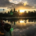 Angkor wat sunset, Siem Reap packages