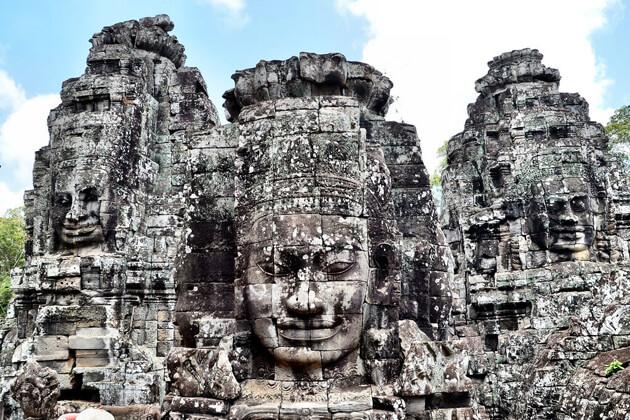 Bayon Temple, Cambodia tour