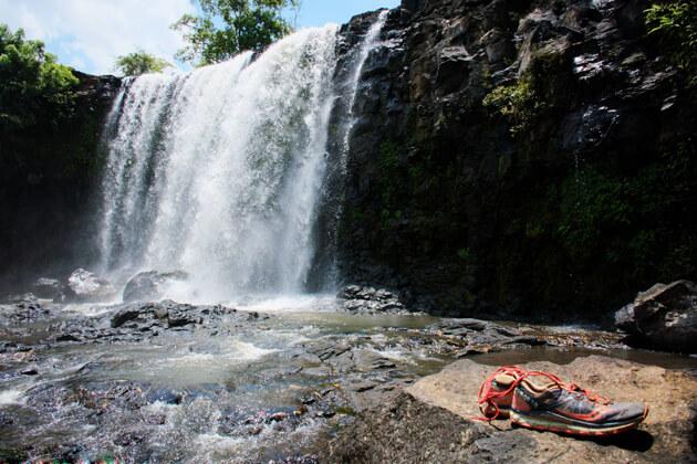 Bou Sra Waterfall mondulkiri